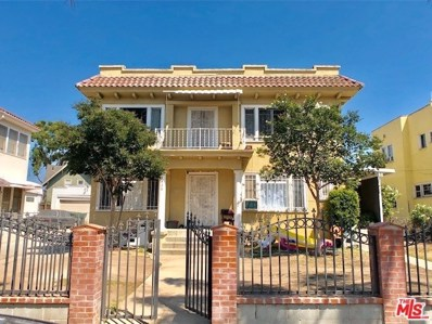 1436 S Norton Avenue, Los Angeles, CA 90019 - MLS#: 18372004