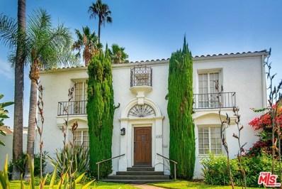 6147 San Vicente, Los Angeles, CA 90048 - MLS#: 18372276