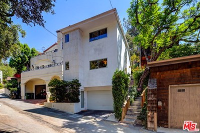 1606 CRATER Lane, Los Angeles, CA 90077 - MLS#: 18372354