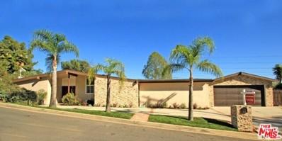 768 N Teakwood Road, Los Angeles, CA 90049 - MLS#: 18372440
