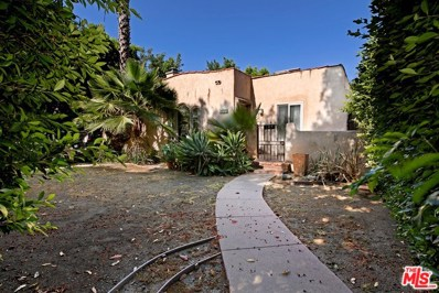 845 N CRESCENT HEIGHTS, Los Angeles, CA 90046 - MLS#: 18373324