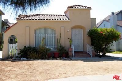 1648 S ORANGE Drive, Los Angeles, CA 90019 - MLS#: 18373342