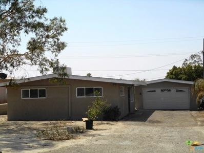 66125 SANTA ROSA Road, Desert Hot Springs, CA 92240 - MLS#: 18373878PS