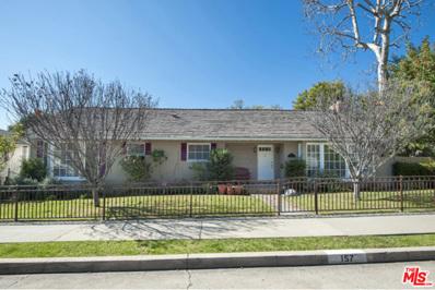 157 S Thurston Avenue, Los Angeles, CA 90049 - MLS#: 18374026