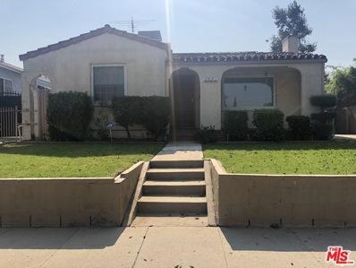 1920 THURMAN Avenue, Los Angeles, CA 90016 - MLS#: 18374178