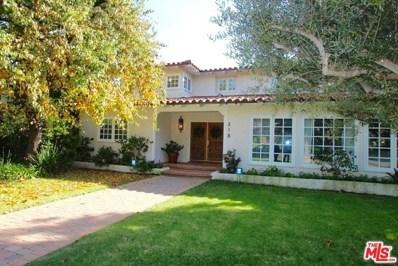 318 GEORGINA Avenue, Santa Monica, CA 90402 - MLS#: 18374338