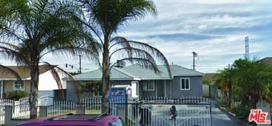 15522 BONSALLO Avenue, Gardena, CA 90247 - MLS#: 18374748
