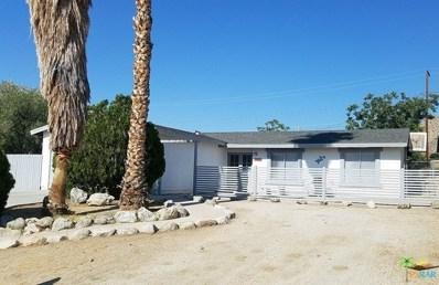 11024 KNOBB Avenue, Morongo Valley, CA 92256 - MLS#: 18374962PS