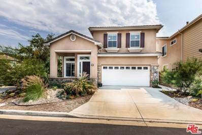 2872 LIMESTONE Drive, Thousand Oaks, CA 91362 - MLS#: 18374966