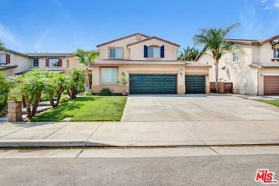 13835 HAWTHORN Avenue, Eastvale, CA 92880 - MLS#: 18374976