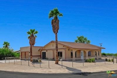 16980 VIA MONTANA, Desert Hot Springs, CA 92240 - MLS#: 18374980PS