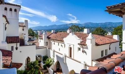 401 CHAPALA Street UNIT 203, Santa Barbara, CA 93101 - MLS#: 18375192