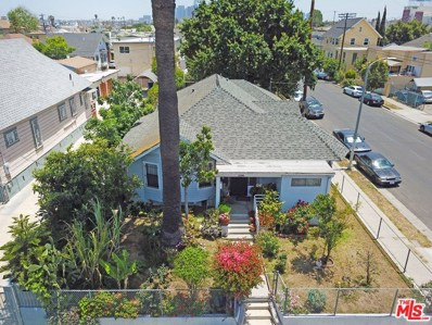 1156 S HOBART, Los Angeles, CA 90006 - MLS#: 18375314