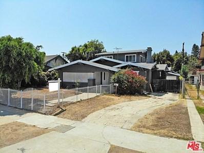 2115 4TH Avenue, Los Angeles, CA 90018 - MLS#: 18375324