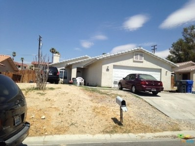 68160 CALLE AZTECA, Desert Hot Springs, CA 92240 - MLS#: 18375624PS