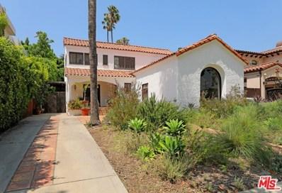 317 S OAKHURST Drive, Beverly Hills, CA 90212 - MLS#: 18375716