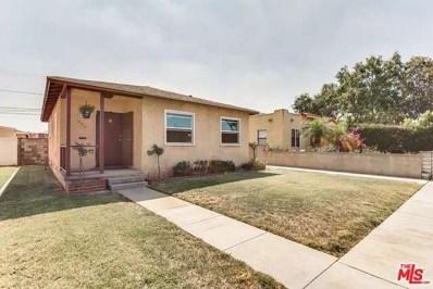 16916 BRIGHTON Avenue, Gardena, CA 90247 - MLS#: 18375910