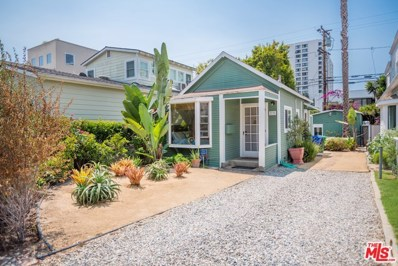 2730 2ND Street, Santa Monica, CA 90405 - MLS#: 18375984