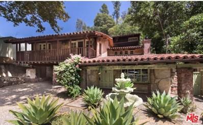 1820 N BEVERLY GLEN, Los Angeles, CA 90077 - MLS#: 18376162