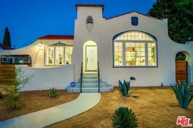 942 S MULLEN Avenue, Los Angeles, CA 90019 - MLS#: 18376232