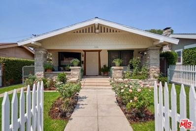1331 N Cherokee Avenue, Hollywood, CA 90028 - MLS#: 18376272