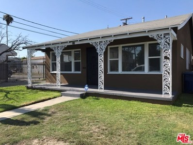 315 E 97TH Street, Los Angeles, CA 90003 - MLS#: 18376372