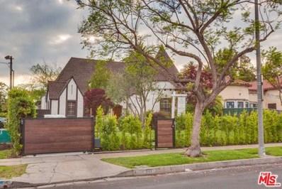 321 N EDINBURGH Avenue, Los Angeles, CA 90048 - MLS#: 18376384