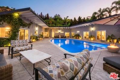 11095 WRIGHTWOOD Lane, Studio City, CA 91604 - MLS#: 18376654