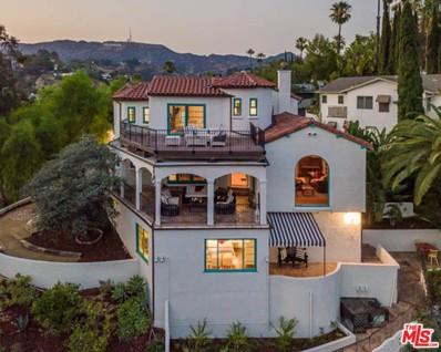 2330 BRONSON HILL Drive, Los Angeles, CA 90068 - MLS#: 18376812