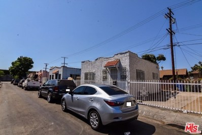 329 W 63RD Place, Los Angeles, CA 90003 - MLS#: 18377002