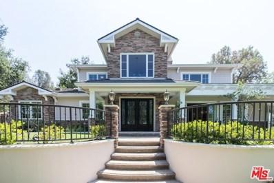 4734 VIVIANA Drive, Tarzana, CA 91356 - MLS#: 18377032