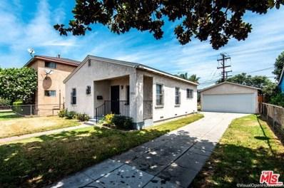1920 HARBOR Avenue, Long Beach, CA 90810 - MLS#: 18377078