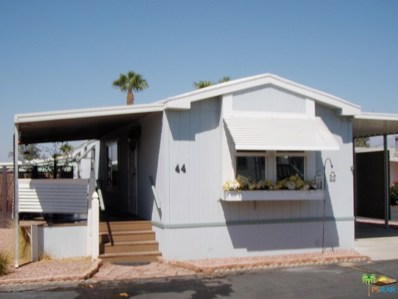 17640 Corkill Road UNIT 44, Desert Hot Springs, CA 92241 - #: 18377246PS