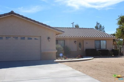 58235 CARLYLE Drive, Yucca Valley, CA 92284 - MLS#: 18377418PS