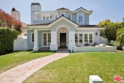 544 EUCLID Street, Santa Monica, CA 90402 - MLS#: 18377444