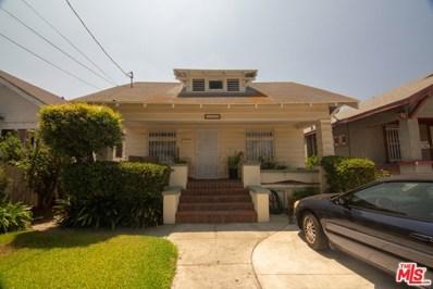 1594 W 35TH Place, Los Angeles, CA 90018 - MLS#: 18377458