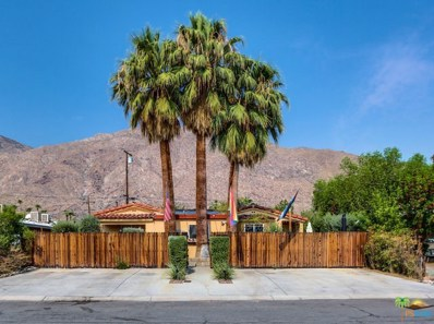 583 S CALLE ABRONIA, Palm Springs, CA 92264 - MLS#: 18377514PS