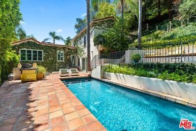 10006 WESTWANDA Drive, Beverly Hills, CA 90210 - MLS#: 18377524