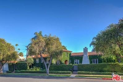 166 N WILLAMAN Drive, Beverly Hills, CA 90211 - MLS#: 18377656