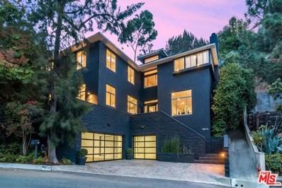 1604 SUNSET PLAZA Drive, Los Angeles, CA 90069 - MLS#: 18377778