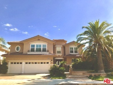 20366 VIA GALILEO, Porter Ranch, CA 91326 - MLS#: 18378040