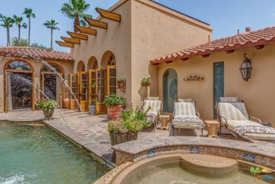 415 S CAHUILLA Road, Palm Springs, CA 92262 - MLS#: 18378042PS