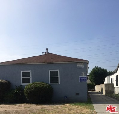 620 W 97TH Street, Los Angeles, CA 90044 - MLS#: 18378262