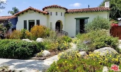 1157 S POINT VIEW Street, Los Angeles, CA 90035 - MLS#: 18378290