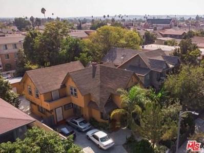 1782 W 25TH Street, Los Angeles, CA 90018 - MLS#: 18378316