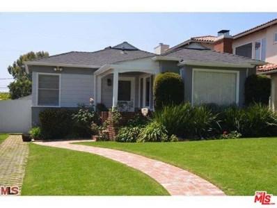1015 Fiske Street, Pacific Palisades, CA 90272 - MLS#: 18378368