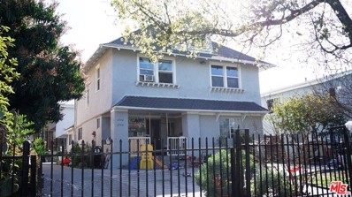 1744 W 23RD Street, Los Angeles, CA 90018 - MLS#: 18378462
