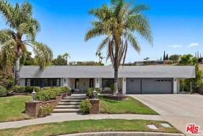 4174 FALLING LEAF Drive, Encino, CA 91316 - MLS#: 18378576
