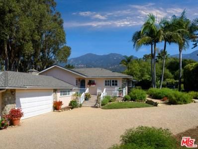 541 HODGES Lane, Santa Barbara, CA 93108 - MLS#: 18378728