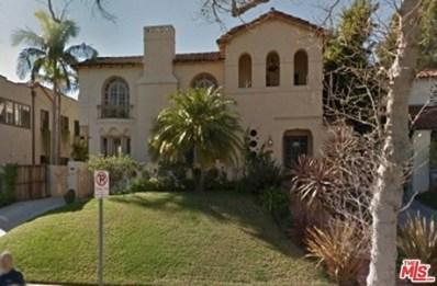 451 N ORANGE Drive, Los Angeles, CA 90036 - MLS#: 18378904
